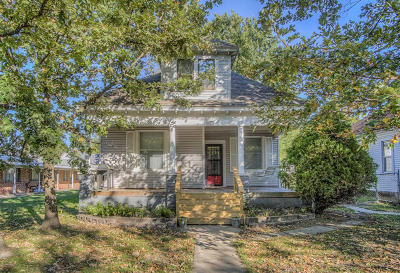 Joplin Single Family Home For Sale: 511 S Connor Avenue