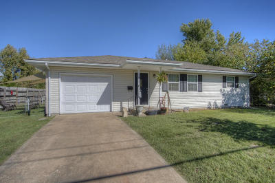 Joplin Single Family Home For Sale: 1417 E 26th Street