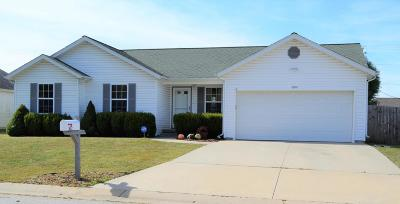 Webb City Single Family Home For Sale: 1602 S College Street