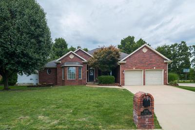 Jasper County Single Family Home For Sale: 2035 E Sadie Lane