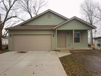 Jasper County Single Family Home For Sale: 1316 Wisconsin