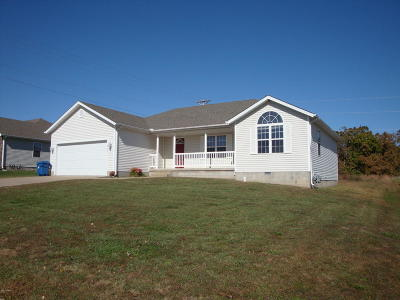 Jasper County Rental For Rent: 4607 W 30th Street