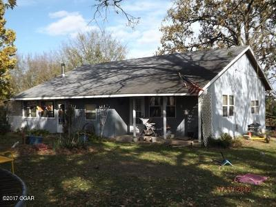 Stella Single Family Home For Sale: 21545 Raccoon Road