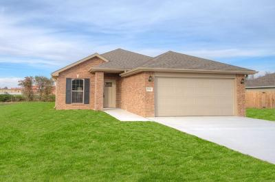 Neosho Single Family Home For Sale: 3006 Dusty Lane