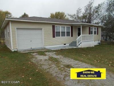 McDonald County Single Family Home For Sale: 108 W Garner Street