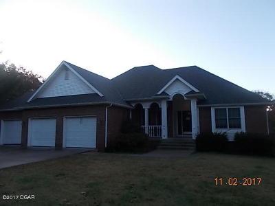 Joplin Single Family Home For Sale: 2430 Windrose