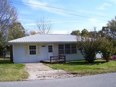 McDonald County Single Family Home For Sale: 150 S School Street