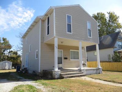 Jasper County Single Family Home For Sale: 715 Kentucky Avenue