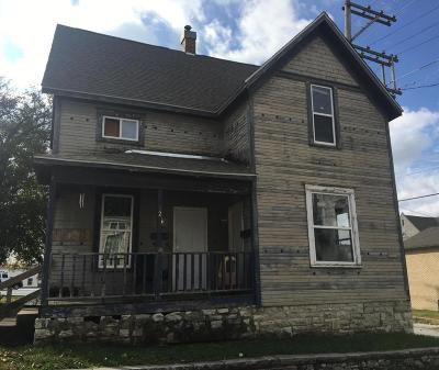 Jasper County Multi Family Home For Sale: 412 W 3rd Street