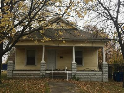 Jasper County Single Family Home For Sale: 715 Central