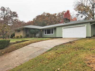 Neosho Single Family Home For Sale: 305 Linwood Court