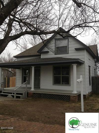 Jasper County Multi Family Home For Sale: 1823 S Wall