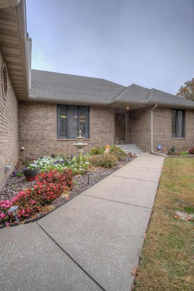 Joplin Single Family Home For Sale: 2707 N Ozark