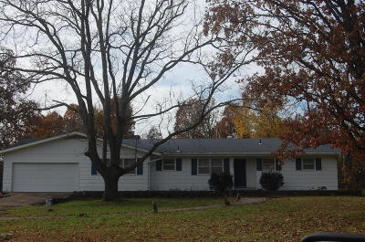 Granby Single Family Home For Sale: 768 S Random Road