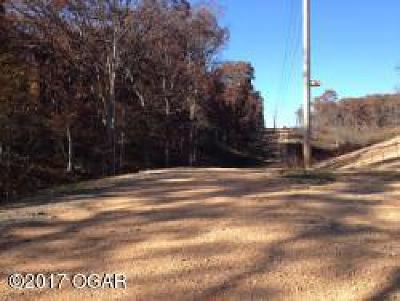 Neosho Residential Lots & Land For Sale: Xxx N Wood Street