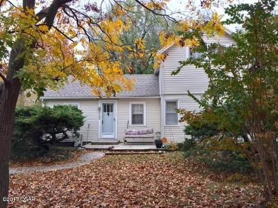 Jasper County Single Family Home For Sale: 2628 Central Street