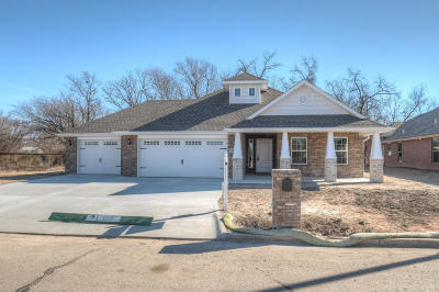 Webb City Single Family Home For Sale: 1007 Chesterfield Drive