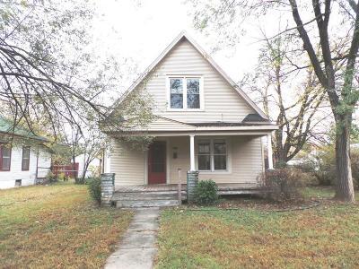Jasper County Single Family Home For Sale: 421 N Jackson Avenue