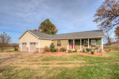 Newton County Single Family Home For Sale: 9677 Highway Nn