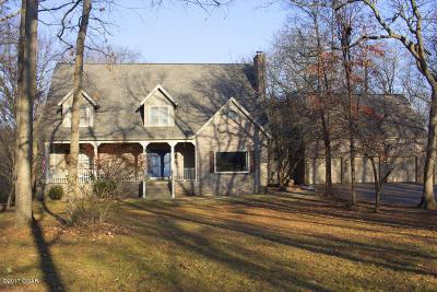 Jasper County Single Family Home For Sale: 503 Driftwood Lane