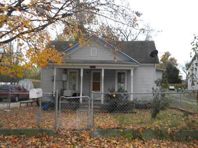 Carthage Single Family Home For Sale: 1030 Cedar Street