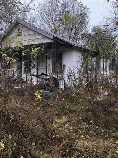Carthage Single Family Home For Sale: 1152 N Maple Street