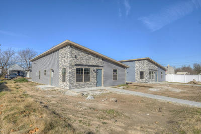 Jasper County Single Family Home For Sale: 2010 S Wall