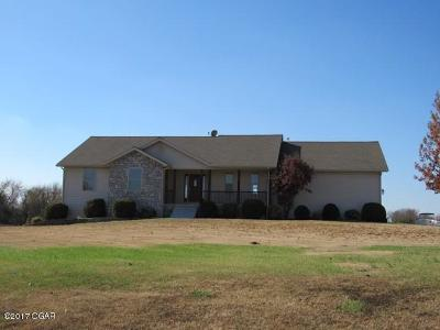 Carthage Single Family Home For Sale: 9375 County Rd 194