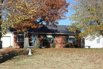 Jasper County Single Family Home For Sale: 2331 S Patterson Avenue
