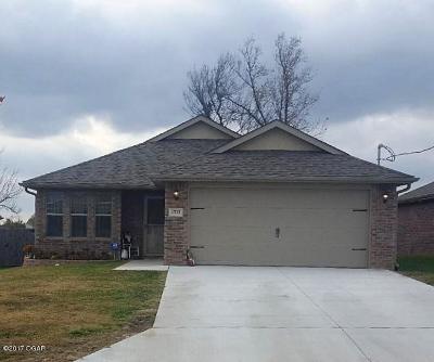 Joplin Single Family Home For Sale: 1712 Texas Avenue
