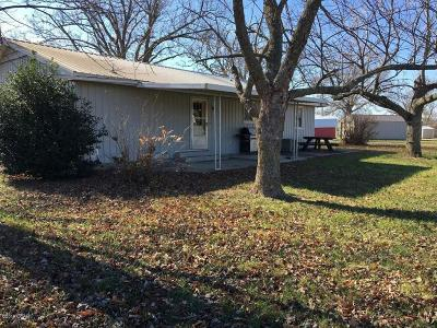 Sarcoxie MO Single Family Home For Sale: $235,000