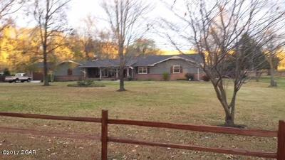 Joplin Single Family Home For Sale: 5173 McClelland Park Road