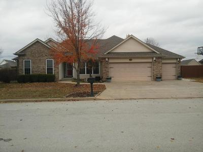 Webb City Single Family Home For Sale: 123 Jared Blvd