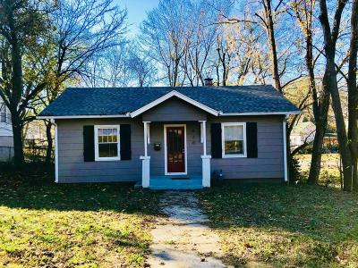 Newton County Single Family Home For Sale: 520 S College Street