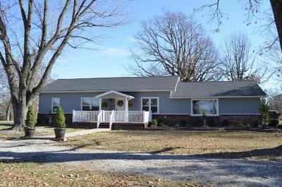 Seneca MO Single Family Home For Sale: $209,900