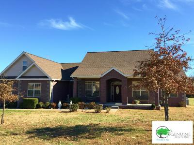Carthage Single Family Home For Sale: 1204 Piper