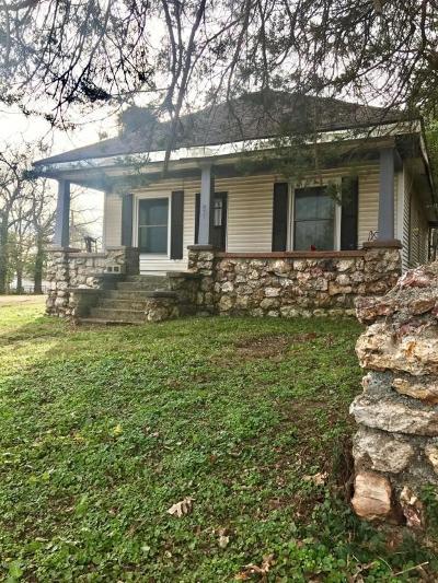 Joplin Single Family Home For Sale: 602 Benton