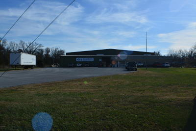 Barry County, Barton County, Dade County, Greene County, Jasper County, Lawrence County, McDonald County, Newton County, Stone County Commercial For Sale: 1065 Outer Road