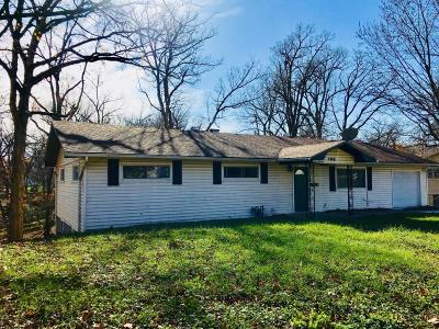 Neosho Single Family Home For Sale: 105 W Grand