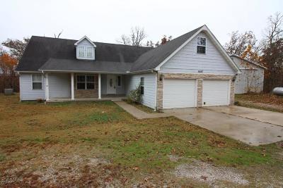 Joplin Single Family Home For Sale: 10429 S Ridge Drive
