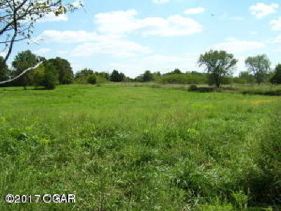 Neosho Residential Lots & Land For Sale: Xx Norway & Nettle