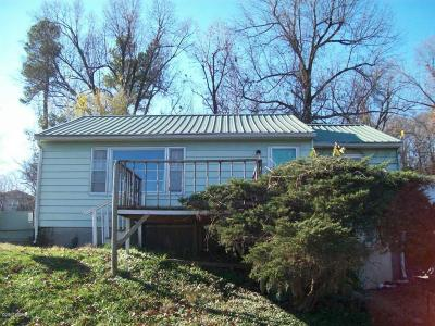 Neosho MO Single Family Home For Sale: $59,900