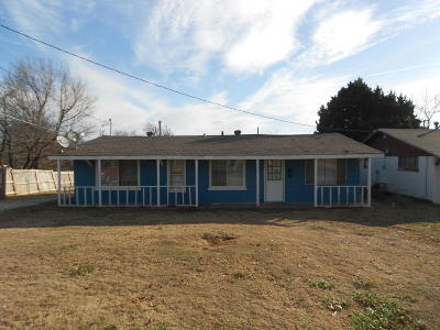 Jasper County Single Family Home For Sale: 1119 Geneva Avenue