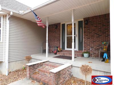 Webb City Single Family Home For Sale: 2311 N East