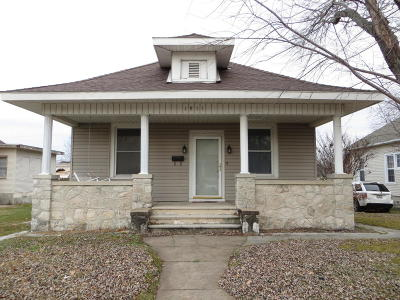 Joplin MO Single Family Home For Sale: $65,000
