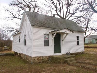 Jasper County Single Family Home Active With Contingencies: 7190 County Road 200