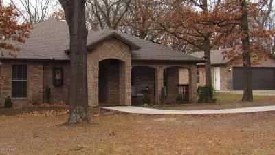 Joplin Single Family Home For Sale: 20800 Old 66 Boulevard