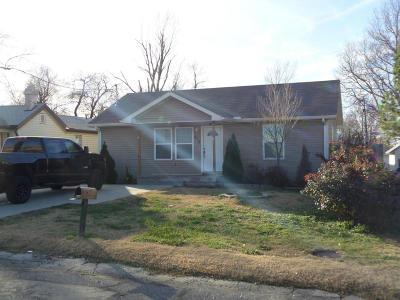 Joplin Single Family Home For Sale: 614 S McKinley Avenue