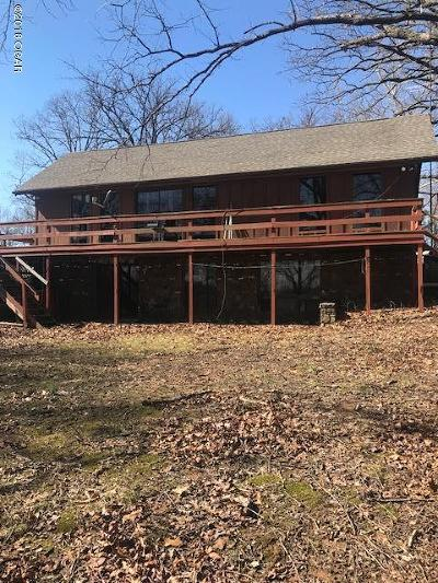 Noel Single Family Home For Sale: 4064 Route Dd