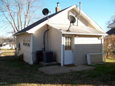 Goodman MO Single Family Home Sold: $39,900